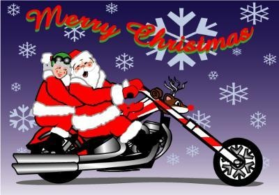 why take up online biker dating at christmas - Biker Christmas