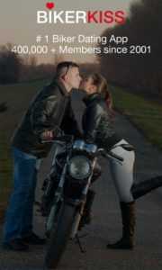 biker kiss app