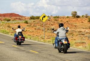 biker long ride